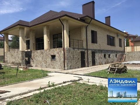 3 этажный кирпичный коттедж, Белоснежная, Саратов - Фото 2