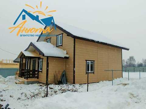 Продается большой дом С магистральным газом и гаражом в деревне на бер - Фото 3