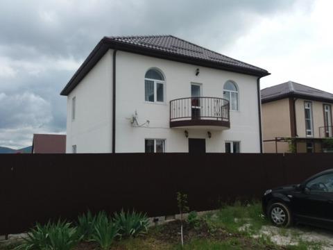 Новый дом 2014 г.п. 217 кв.м, добротный, в трех уровнях - Фото 1