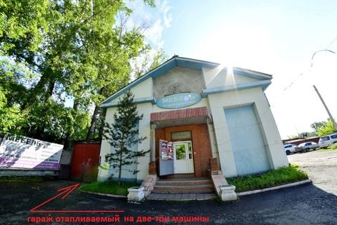 Продается Торговый центр. , Новокузнецк город, Трамвайная улица 6 - Фото 4