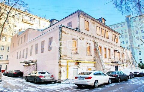 Продажа офиса, м. Тверская, Тверской б-р. - Фото 1