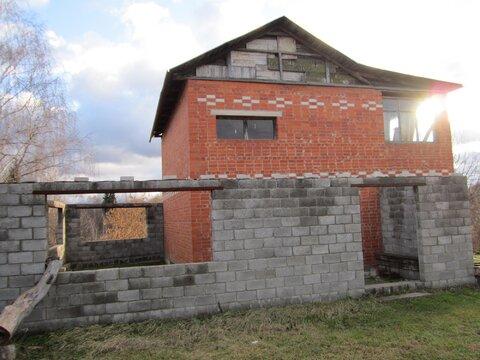 Продаю дом недострой д. Скороварово г.Алексин Тульская область - Фото 2