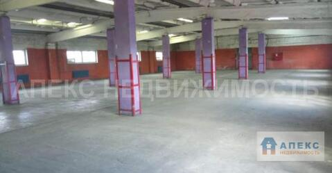 Аренда склада пл. 542 м2 м. Алтуфьево в складском комплексе в Бибирево - Фото 1