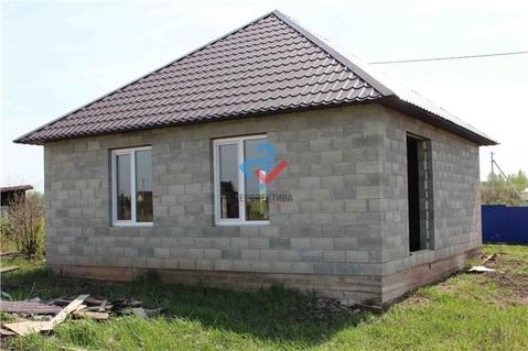 Участок с домом в Калининском районе - Фото 4