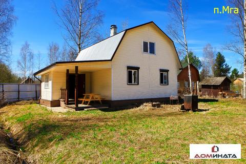 Зимний дом 100кв.м. во Мге - Фото 1