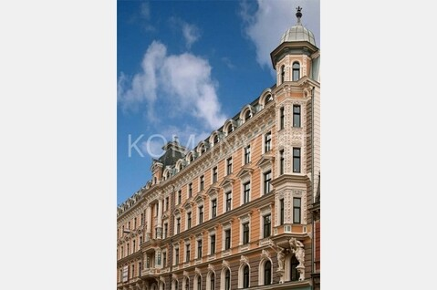 3-комнатная квартира с ремонтом в Риге, улица Элизабетес - Фото 3