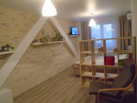 Двухкомнатная квартира с евроремонтом. - Фото 3