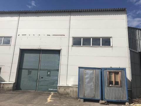 Сдается производственно-складское помещение площадью 970 кв. м. - Фото 1