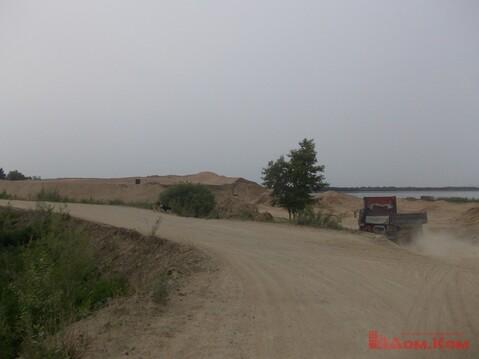 Продается часть берега р. Амур, пром. назначения, склад песка. - Фото 3