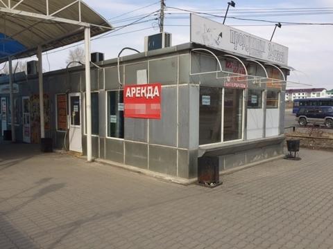 Сдам торговый павильон, 31 м2 в Хабаровске - Фото 4