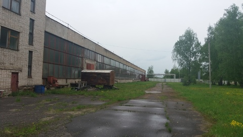 Производственная площадка 10300 кв.м. на 2,8 Га - Фото 4