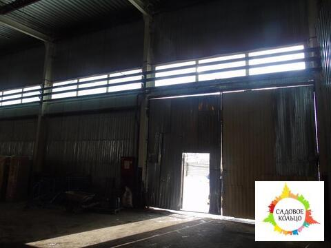 Отапливаемый склад ангарного типа, общей площадью 576 кв - Фото 5
