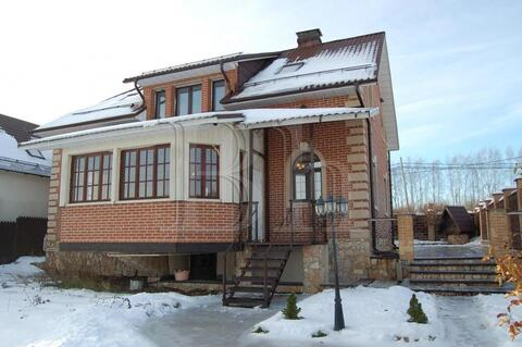 Оригинальный коттедж из красного кирпича, 25км от МКАД, Новорижское . - Фото 4