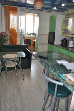 Двухкомнатная квартира, с мебелью и хорошим ремонтом, Текстильщиков 31 - Фото 2