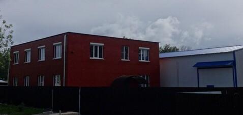 Офисно-производственно-складской комплекс - Фото 3