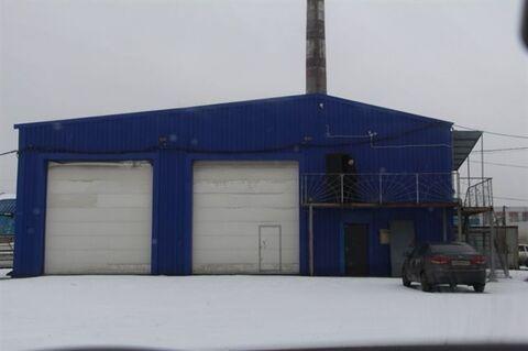 Сдам складское помещение 400 кв.м, м. Бухарестская - Фото 1