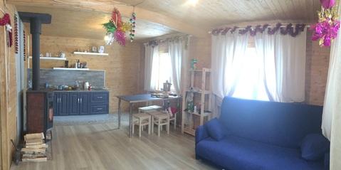 Продается новый дом, Московская прописка. - Фото 1