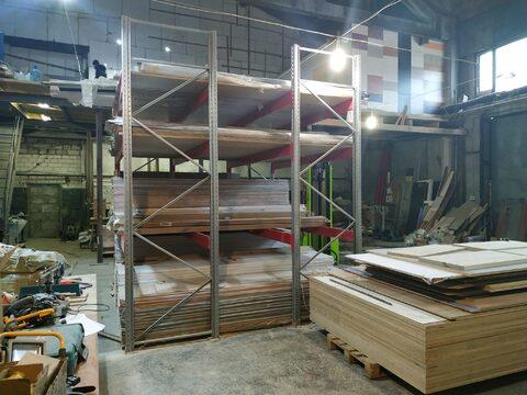 Производственно-складское помещение 220 кв.м.
