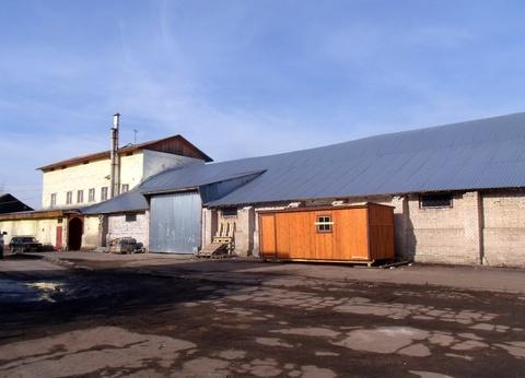 Производственно-складской комплекс (11 500 руб./м2) - Фото 1