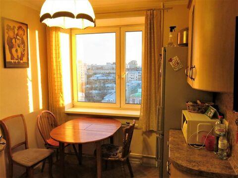 Продаем видовую двухкомнатную квартиру на Третьяковской. 11/14 кирп, . - Фото 2