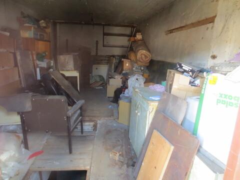 Продам гараж 2х уровневый в г. Серпухов, Окское шоссе, ГСК «Огонёк». - Фото 4