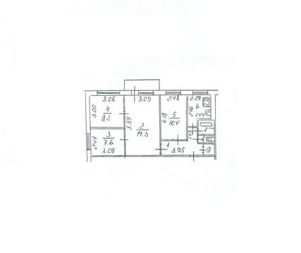 Продажа квартиры, Липецк, Ул. Плеханова - Фото 1