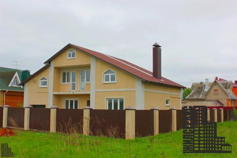 Трехуровневый коттедж 485 кв.м, Сергиев Посад, Пограничная улица - Фото 1