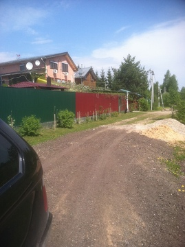 Продажа земельного участка 15 соток в д.Пагубино, Волоколамский район, - Фото 3