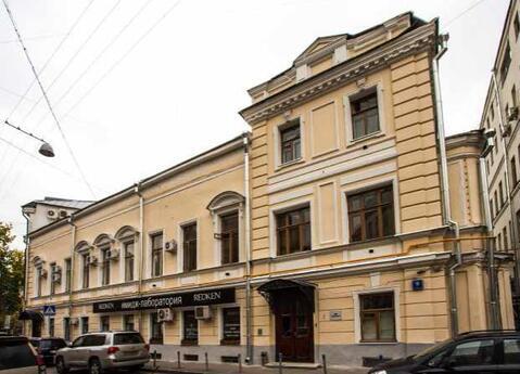 Аренда офиса г Москва, пер Кисловский М, д 9 стр 1