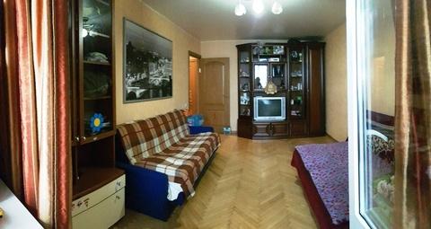 Продается 2-комнатная квартира с удачной планировкой - Фото 1