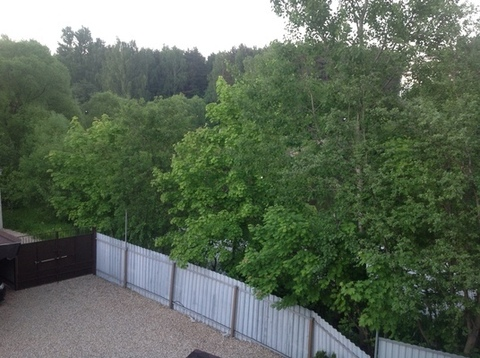 Часть дома пл. 174м2,1эт.25км Москва.Лес, река. - Фото 5