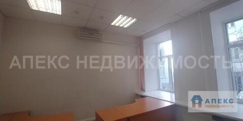 Аренда офиса 170 м2 м. Арбатская апл в бизнес-центре класса В в Арбат - Фото 5