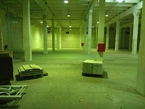 Производственно-складское помещение 2200 кв.м. - Фото 1