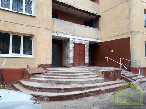 Квартира, Купить квартиру в Белгороде по недорогой цене, ID объекта - 322356063 - Фото 1