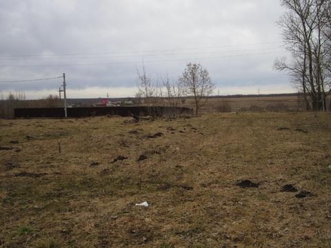 Продается земельный участок 12 сот. в Алексинской районе - Фото 1