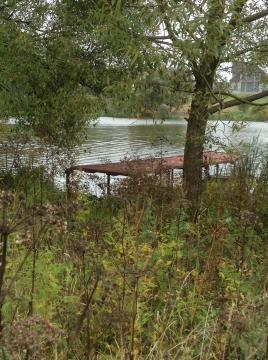 Дом у озера, Калужское направление - Фото 1