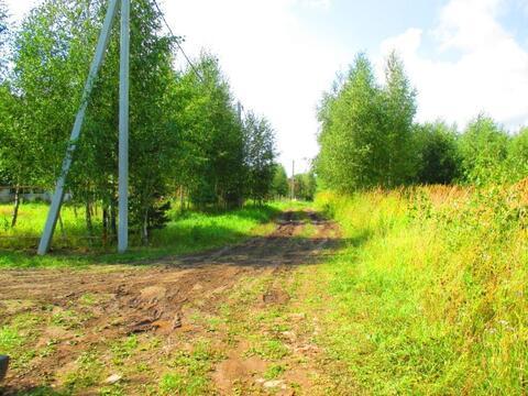 Продается земельный участок под строительство дома д.Русиновка - Фото 3