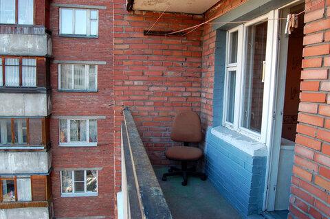 Продаётся хорошая комната 13,3 кв.М С балконом В красногвардейском - Фото 4