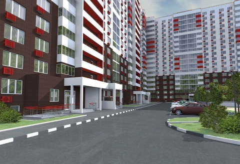 Продается квартира, Подольск, 81м2 - Фото 1