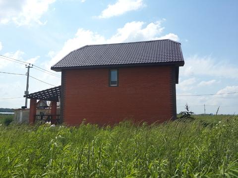 Продается новый дом 160м2 на участке 10сот, с. Малышево, Раменский р-н - Фото 2