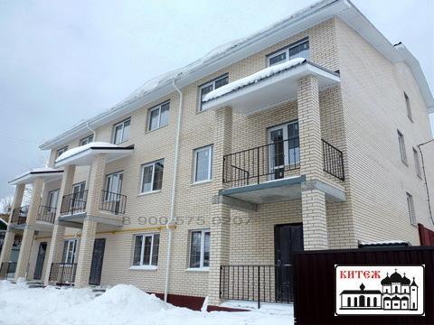 Кв-ры 116 - 121 кв.м. в новом клубном доме на улице Широкая. - Фото 1