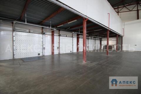 Аренда помещения пл. 6051 м2 под склад, аптечный склад, пищевое . - Фото 5