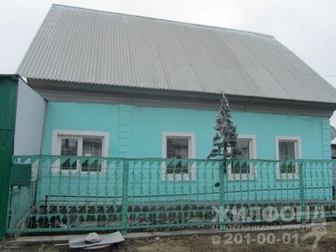 Продажа дома, Искитим, Казахский пер. - Фото 1