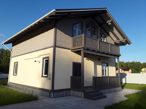 Продаётся новый, надёжный и теплый дом из бруса для круглогодичного п - Фото 3