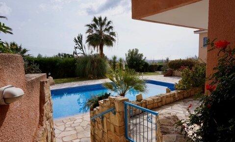Трехкомнатный Апартамент с панорамным видом на море в районе Пафоса - Фото 4