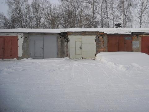 Продам капитальный гараж ГСК Оптимист №12. Поселок геологов. - Фото 1