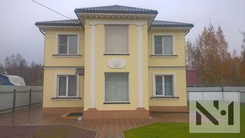 Продается шикарный дом 180 м2 на уч. 7 сот. в Красногорском - Фото 1