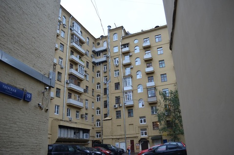 Продам 4-х комн.квартиру Тверская,19 - Фото 2