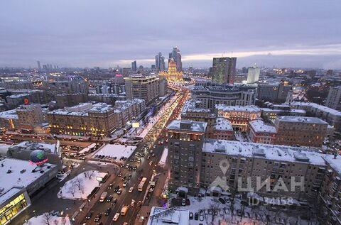 Аренда квартиры посуточно, м. Смоленская, Ул. Новый Арбат - Фото 1