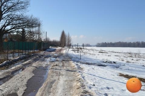 Продается участок, Новорижское шоссе, 45 км от МКАД - Фото 1